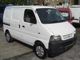 2005 SUZUKI CARRY 1.3i Petrol Van