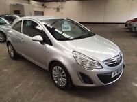 Vauxhall Corsa Excite 1.2 1 Owner Fsh Alloys Air Con Bluetooth 12 months mot 3 month warranty