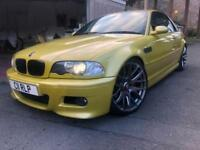 2002 BMW M3 3.2 M3 Convertible *F.S.H - Lovely Example*