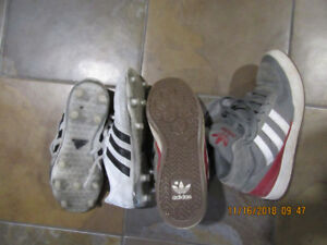 VARIOUS MENS SIZE 8 FOOTWEAR