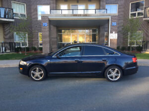 2007 Audi A6 beautiful condition luxury at its finest!