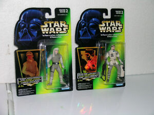 Star Wars Power of the Force Green Card figures Kitchener / Waterloo Kitchener Area image 2