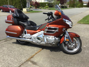 2007 Honda Goldwing 1800
