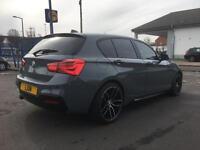 BMW 1 Series 2.0 125d M Sport Sports Hatch 5dr (start/stop)