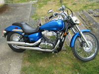 2007 Honda Shadow Spirit 750 For Sale