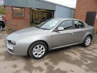 Alfa Romeo 159 Turismo 8v JTDM. From £103 per month with a £395 deposit.