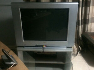 "36"" Toshiba tv with stand"