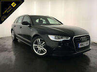 2012 AUDI A6 S LINE TDI DIESEL ESTATE1 OWNER SERVICE HISTORY FINANCE PX WELCOME