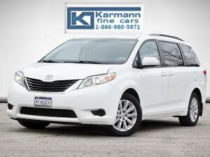 2013 Toyota Sienna AWD|7 Passenger|Back Up Camera|One Owner|