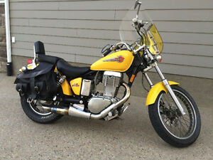 1996 Suzuki Savage 650 fun bike, easy to ride
