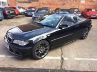 2004 BMW 325 Ci M Sport Convertible Facelift FSH