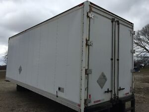 2006 24 FOOT VAN BODY FOR ONLY $3495 London Ontario image 5