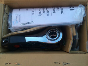 Suzuki Controls box, standard black side mount