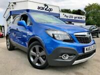 2013 Vauxhall MOKKA SE S/S 4X4 Manual Hatchback