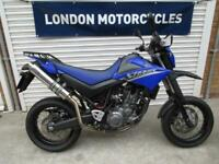 Yamaha XT 660 X 2007 Only 6k Miles, FSH, Worx Cans, Lovely Condition