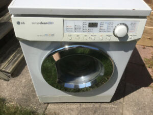 As Is - LG All in One Washer & Dryer Ventless