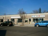 Small and Large Commercial Spaces for Rent