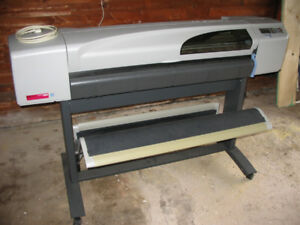 HP Designjet 500 42-in Roll Printer C7770B
