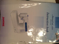 Janome Memory Craft 6500 Sewing Machine for Quilting