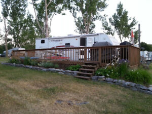 Crossroads Cruiser - Price includes deck & shed