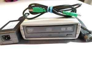 External usb DVD CD PLAYER AND BURNER DVD RW