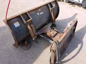 "60"" Hydraulic Snowblade  Kitchener / Waterloo Kitchener Area image 2"