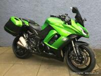 2014 Kawasaki Z1000SX MEF ABS