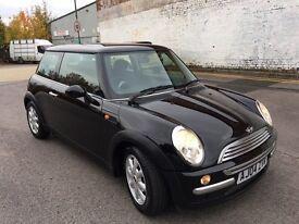 Mini Cooper *Black* Facelift* 2004 *New Clutch*