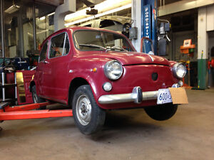 Great opportunity to own Classic Italian Cars that are very rare