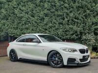 2016 BMW 2 Series M240i Coupe Petrol Automatic