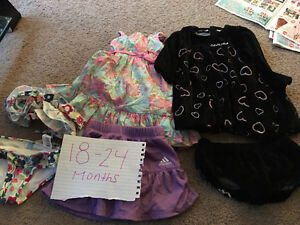 Tons of girl clothes London Ontario image 8