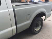 2004 Ford F-250 Box And Tailgate
