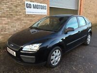 2005 FORD FOCUS 1.6, 6 MONTHS MOT, WARRANTY, NOT ASTRA MEGANE LEON NOTE CEED
