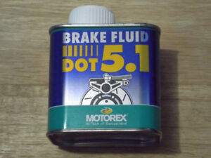 Motorex Brake Fluid DOT 5.1 250 g/8.82 oz