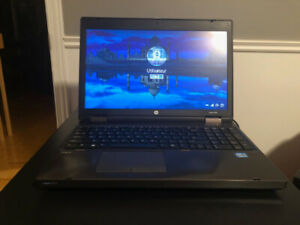 Laptop HP Probook i5 4GB 320GB Win 10 Pro + office 2010