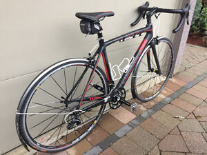 MEC Attack Bicycle - Carbon frame, fork and seatpost