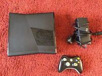 Xbox 360 Console & 16 Games