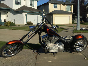 2009 Big Bear Rage Chopper For Sale