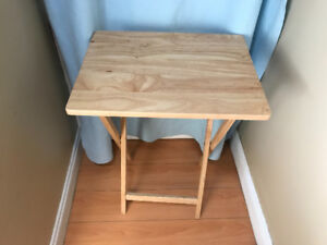 ***CRAZY SALE*** a mini wooden table - great for any use