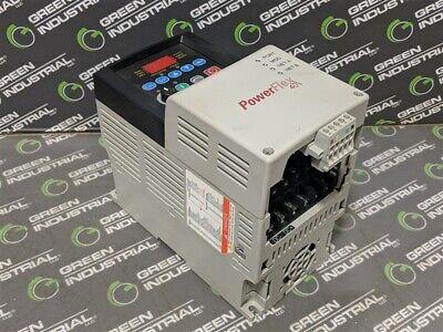 Used Allen Bradley 22b-d6p0n104 Powerflex 40 Variable Frequency Drive 3 Hp
