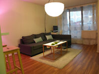 3 1/2 Downtown / Place des Arts - JULY 1 - ALL CHARGES INCLUDED