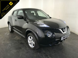 2014 NISSAN JUKE VISIA 1 OWNER NISSAN SERVICE HISTORY FINANCE PX WELCOME