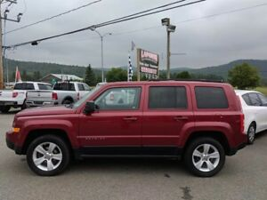Jeep Patriot NORTH AWD AUTOMATIQUE 2012
