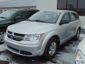 2012 Dodge JOURNEY FWD Wagon 4 Door
