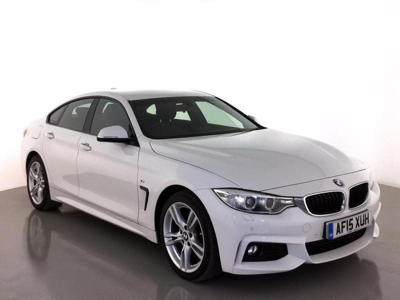 2015 bmw 4 series 420d m sport 5dr auto gran coupe in st george bristol gumtree. Black Bedroom Furniture Sets. Home Design Ideas