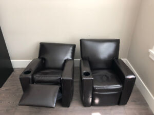 Child Recliners with cup holders