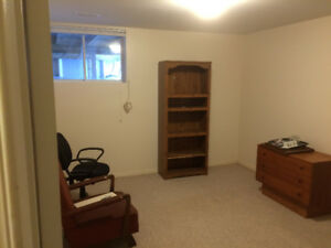Bedroom for rent, corner room