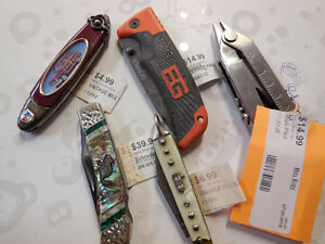 ALL Knives and Multitools 20% OFF