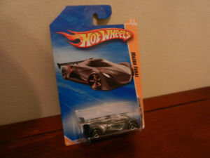 Hot Wheels Mazda Furai 2010 First Edition