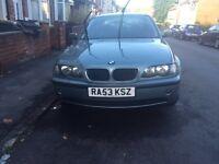 2003 BMW 320D GOOD CONDITION 178K MILES DIESEL